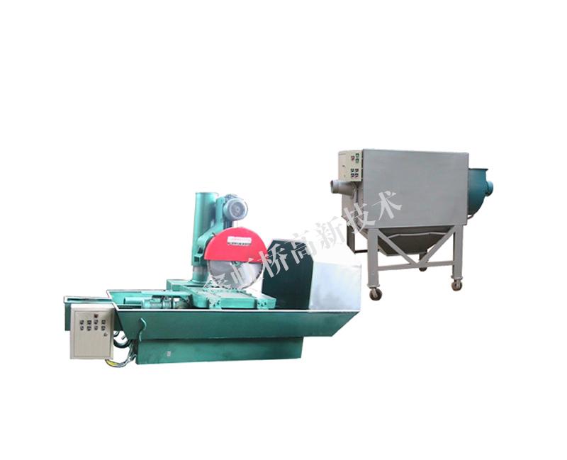 切割机器配套除尘设备JGS-2000(G)型