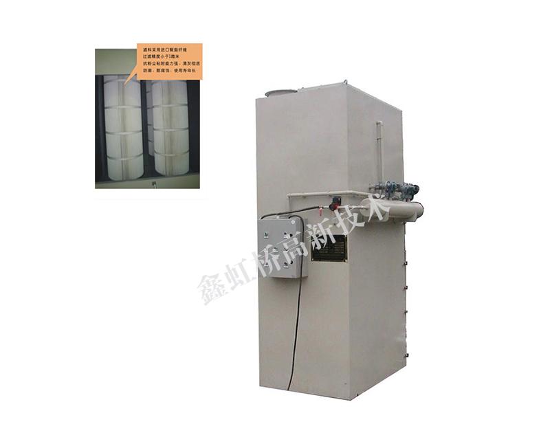 脉冲滤桶式除尘器